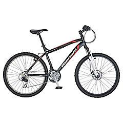 Bicicleta XC-7000 SX negra