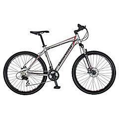 Bicicleta Aggressor 26 SX L plateado
