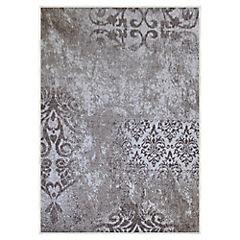 Alfombra frize monte crema 150x200 cm