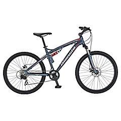 Bicicleta Aggressor 26 DSX azul