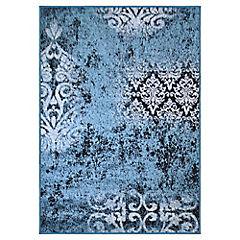 Alfombra Monte Trend 133x180 cm azul
