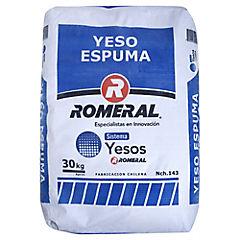 30 kg Yeso espuma saco