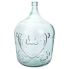 Garrafa merlot 56 cm acqua