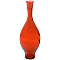 Jarrón Al-andalus 40 cm rojo
