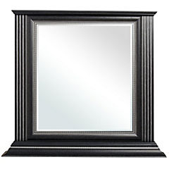 Espejo 103,5x94x12 cm gris