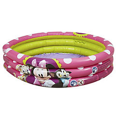 Piscina inflable Minnie 102x25 cm