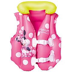 Flotador inflable plástico rosado