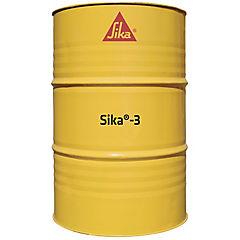 Tambor 250 lt Aditivo controlable del fraguado del cemento Sika  3