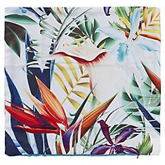 Funda para cojín Garden flores 45x45 cm