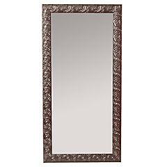 Espejo rosa plateado 60x120x6.5 cm