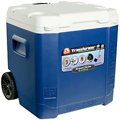 Cooler 60 qt con rueda y mango
