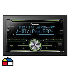 Radio doble din CD/bluetooth/USB