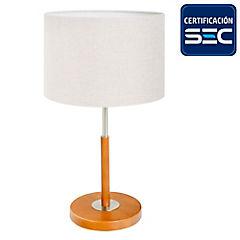 Lámpara de mesa Magdalena E27 40W