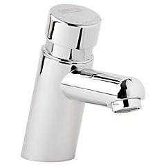 Llave temporizador lavatorio minimal for Llave lavamanos sodimac