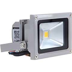 Proyector led 10W 3000K gris