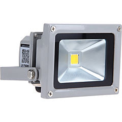 Proyector led 10W 4000K gris