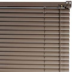 Persiana PVC taupe 100x165 cm
