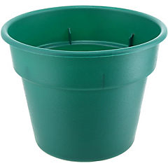 Macetero verde n.4 12 cm
