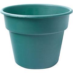 Macetero verde n.10 28 cm