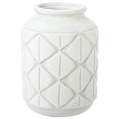 Florero de cerámica 15x21 cm