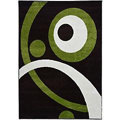 Alfombra 50x200 cm Miró café