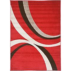 Alfombra 50x200 cm Degas rojo