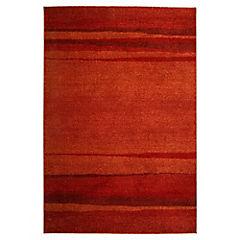 Alfombra océano rojo 200x290 cm