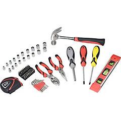 Set de herramientas manuales 68 piezas