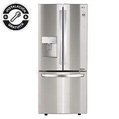 Refrigerador side by side 516 litros gris