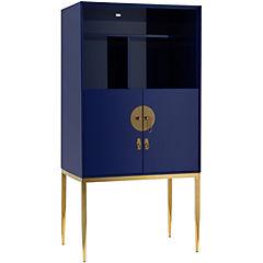 Estante Classy 70x45x140 cm azul