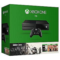 Consola Xbox One 1TB + Rainbow Sige
