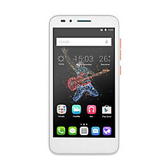 Smartphone Alcatel GOPLAY 7048 blanco