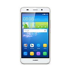 Smartphone Huawei Y6 4G blanco 5