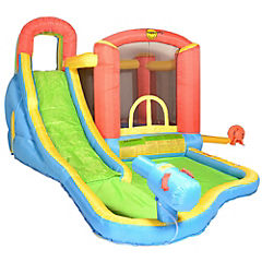 Bouncer splash zona divertida