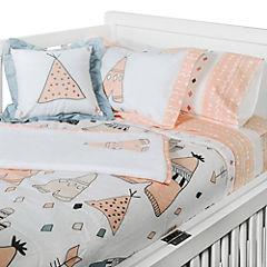 Set de textiles para bebé 120x145 cm 4 piezas
