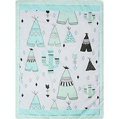 Cobertor para Moisés 75x100 cm tents niño