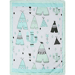 Cobertor para moisés 180 hilos 75x100 cm