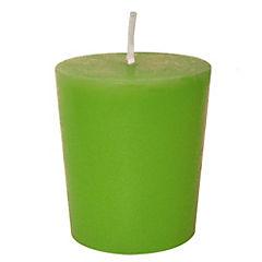 Vela aromática manzana Verde