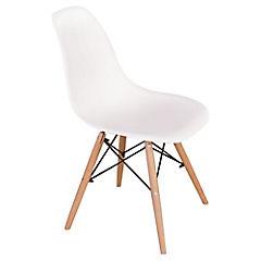 Set de sillas 82x48,5x46 cm 4 unidades