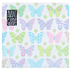 Servilleta de papel 33x33 cm mariposa sueño