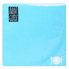 Servilleta de papel 33x33 cm cena azul