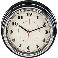 Reloj borde negro 30 cm