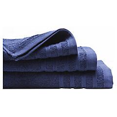 Toalla sábana azul marino