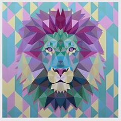 Set 12 autoadhesivos Safari 15x15 cm