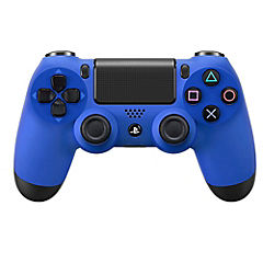 Control PS4 color azul