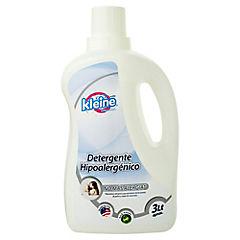 Detergente líquido hipoalergénico 3 litros botella