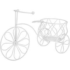 Bicicleta jade decorativa metal
