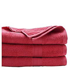 Set de 2 toallas coral