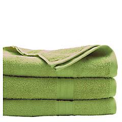 Set de 2 toallas verde