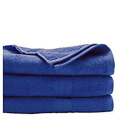 Set de 2 toallas azul
